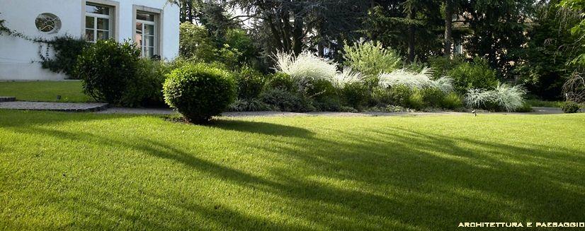 Architettura e paesaggio giardini for Architettura giardini